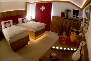 LadiesCamps stay at the Farinet hotel in Verbier