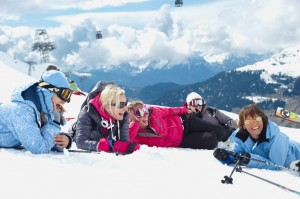 Verbier offers a variety of freeskiing opportunities