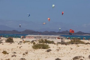 Kitesurfing with Ladies Camps